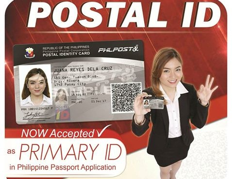 Requirements For Applying Newly Improved Postal ID to be used for Passport