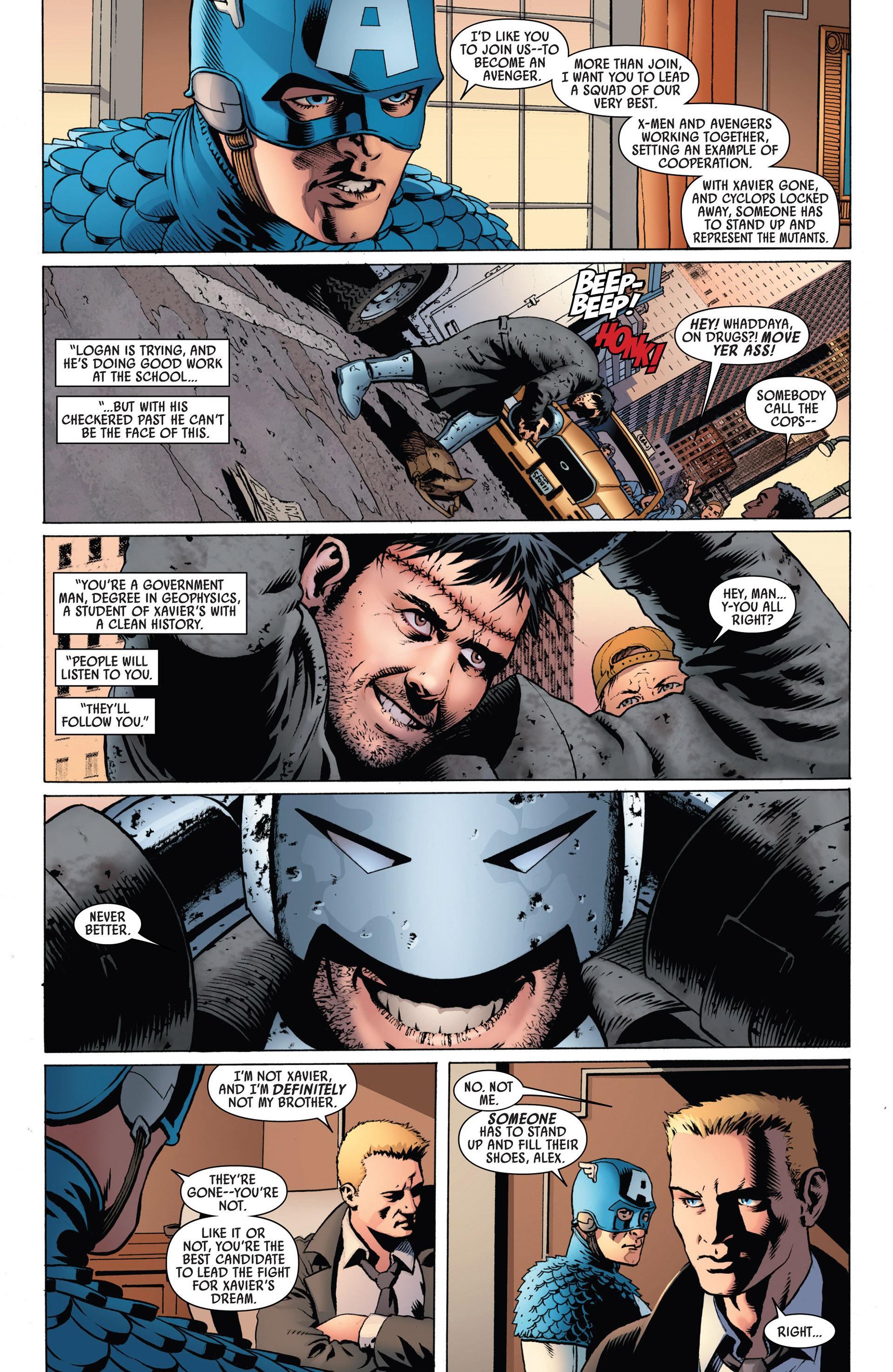 Read online Uncanny Avengers (2012) comic -  Issue #1 - 10