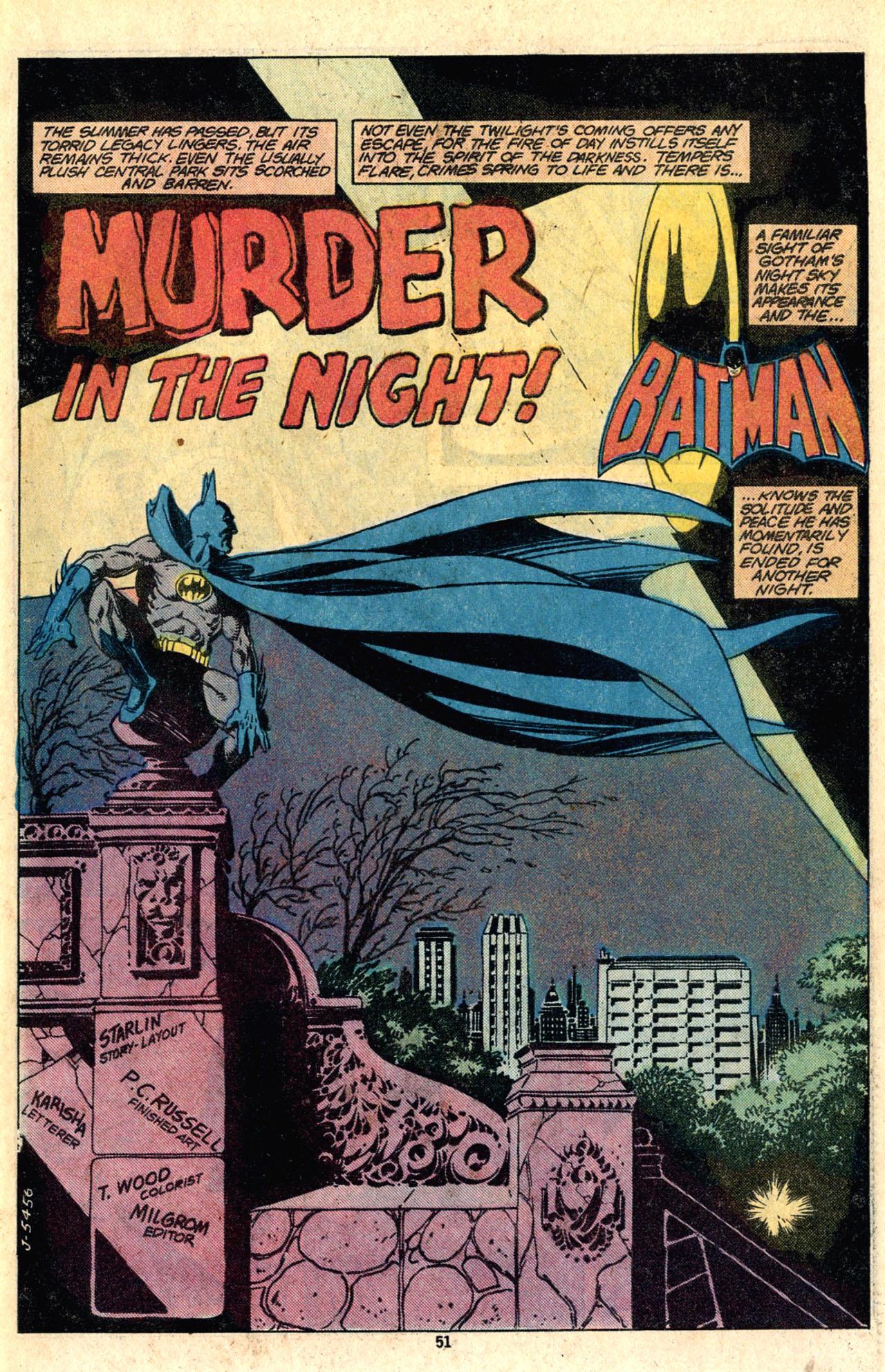 Detective Comics (1937) 481 Page 50