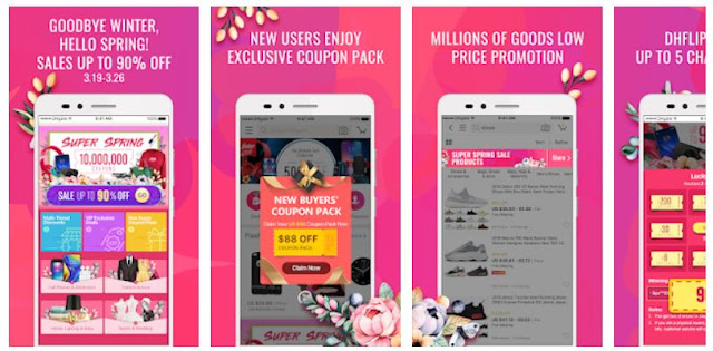 Download & Install DHgate-Online Wholesale Stores Mobile App