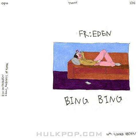 FR:EDEN – BING BING – Single
