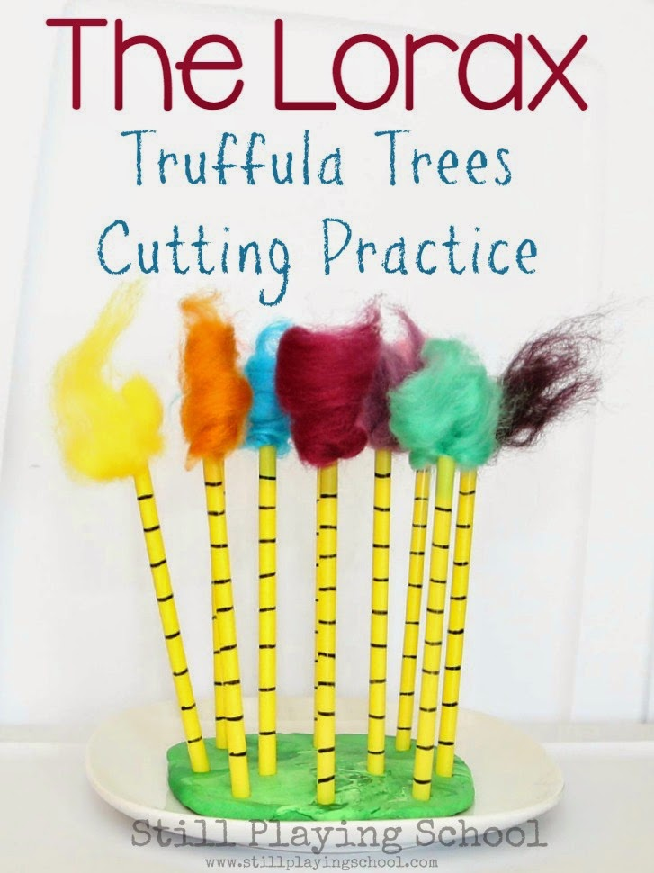 Book Trees Cutting Ler Down Once Lorax