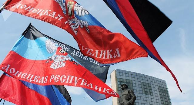 Donetsk celebra cuatro años como república
