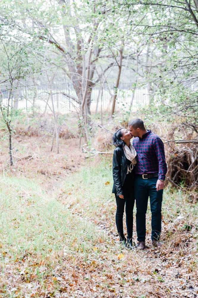 DK Photography CCD_9082 Preview ~ Lucy & Taschwill's Engagement Shoot in Tokai Forest  Cape Town Wedding photographer