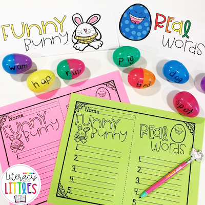 https://www.teacherspayteachers.com/Product/Funny-Bunny-Real-and-Nonsense-Sort-Word-Building-Activity-Easter-Freebie-3721263