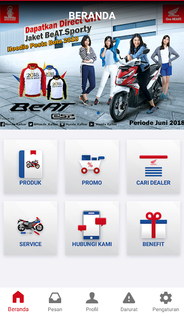 Ayo Download Aplikasi Motorku , Bengkel Praktis Zaman Now