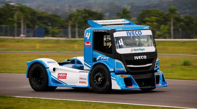 Cinco pilotos aceleram com a FPT Industrial na Copa Truck 2019