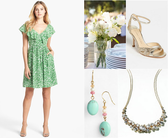 What To Wear To A Barn Wedding Reception