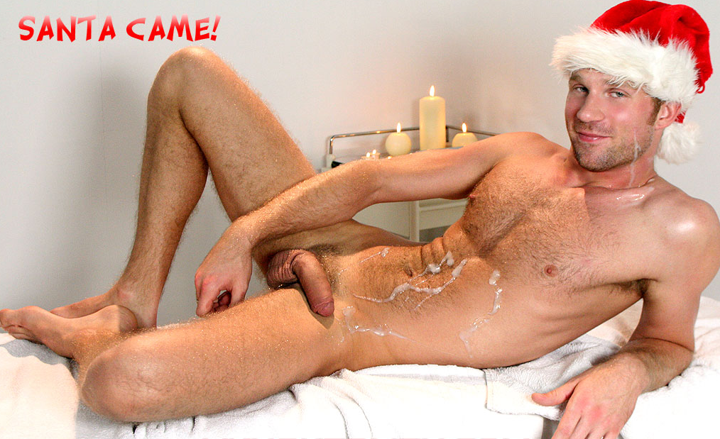 Naked Male Christmas