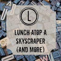 Lunch Atop A Skyscraper - Blogging Through the Alphabet on Homeschool Coffee Break @ kympossibleblog.blogspot.com - Starting with the iconic photograph, some info about the architecture and art at 30 Rock in NYC - #ABCBlogging #art #NYC
