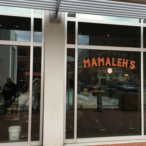 Mamaleh's Cambridge Jewish deli