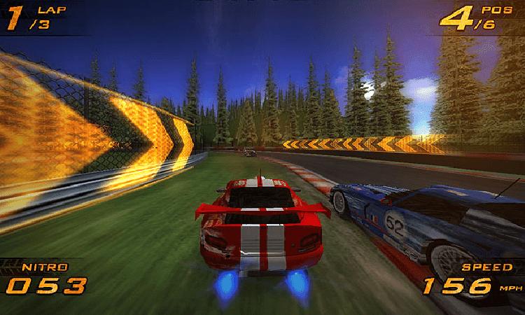تحميل لعبة Nitro Racers برابط مباشر