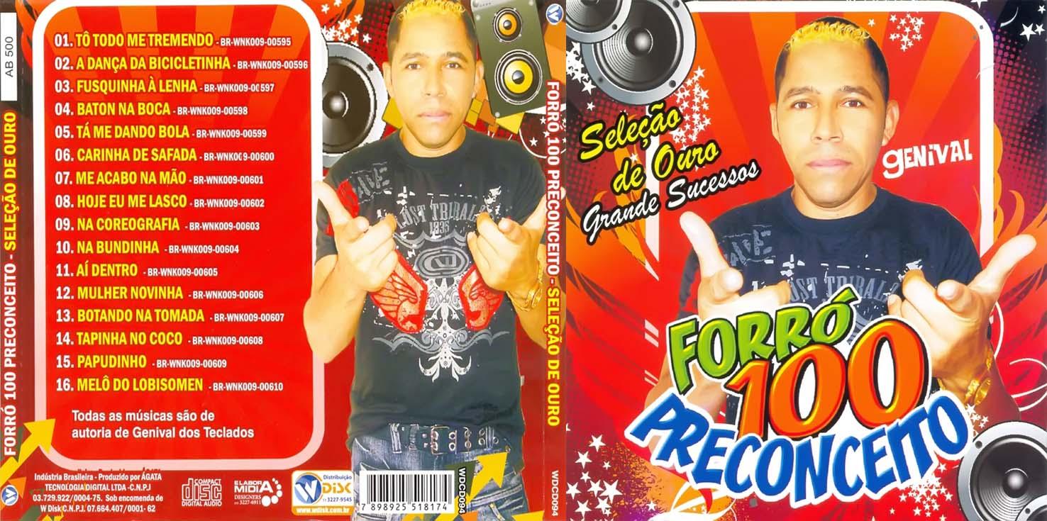 VOL BAIXAR PRECONCEITO 3 100 FORRO CD