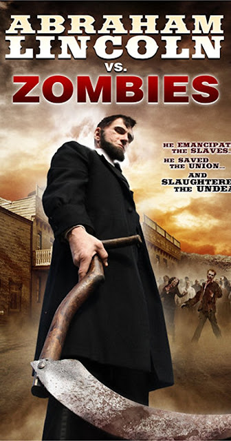 Abraham Lincoln vs. Zombies (2012) ταινιες online seires xrysoi greek subs