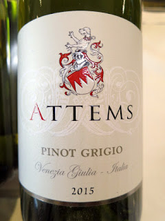 Attems Pinot Grigio 2015 (89 pts)