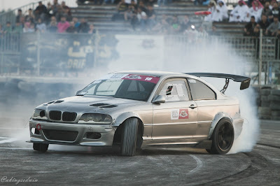 560HP BMW E46 2JZ WRECKED
