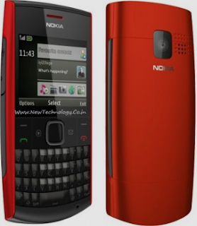 Download Firmware Nokia X2-01 RM-709 Bahasa indonesia