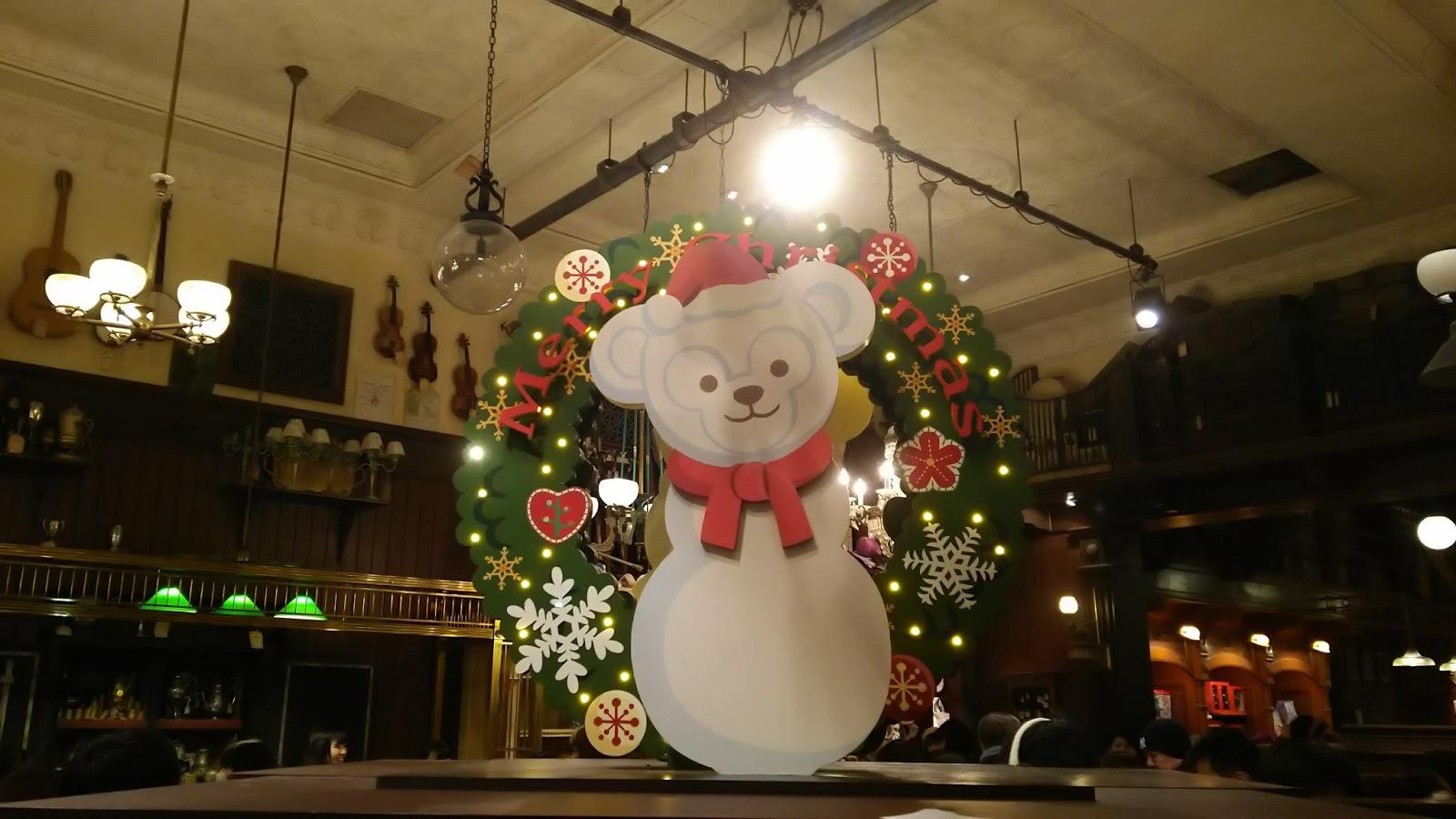 ディズニーファンdのtdrグッズブログ☆: ディズニークリスマス情報