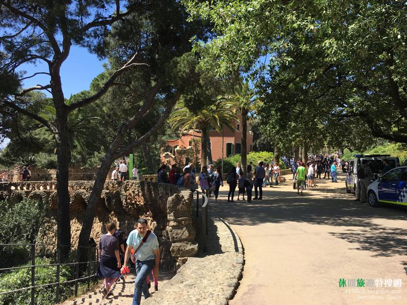 [西班牙.巴塞隆納] 高迪(Gaudí)建築作品參觀:桂爾公園(外圍景點).巴特略之家
