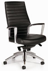 Leather Accord Chair