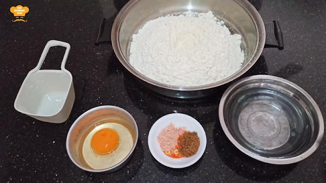 Roti Canai Home Made Recipe Ingredient List