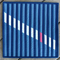 Mini quilt for Curated Quilts