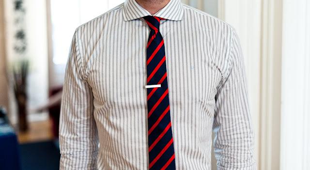 Indochino Cutaway Shirt