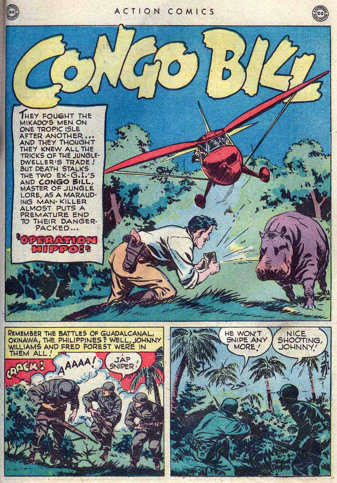 Read online Action Comics (1938) comic -  Issue #105 - 27