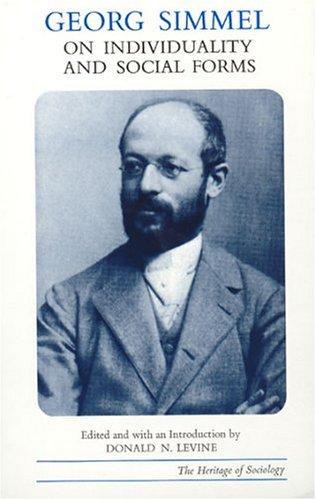 georg simmel dyad and triad