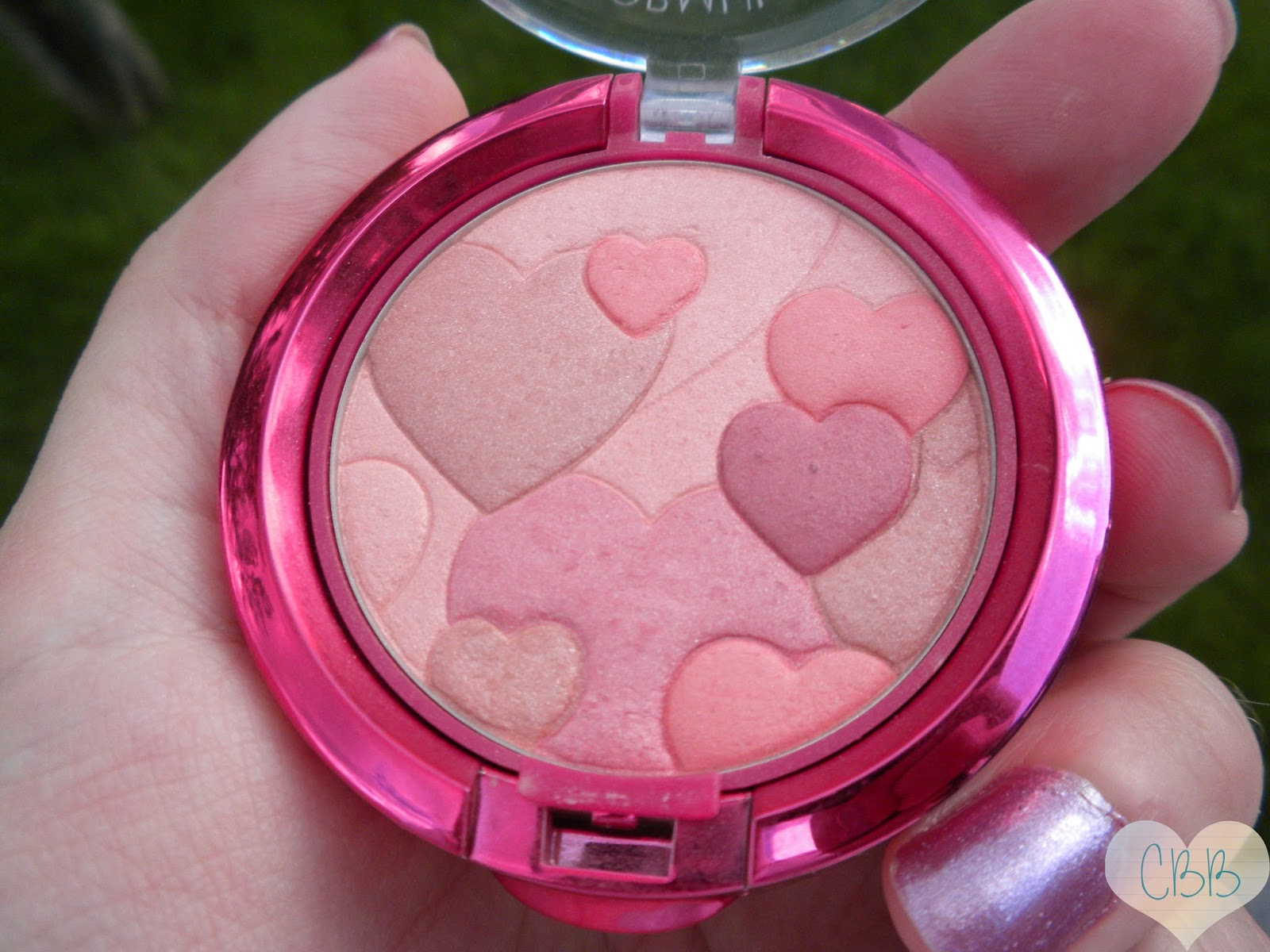 Physicians Formula Happy Booster Glow & Mood Boosting Blush in Natural (September 2014 Favorites)