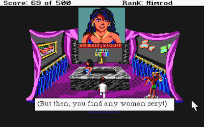 Leisure Suit Larry Goes Looking for Love