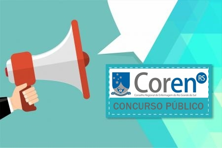 edital Concurso Público CorenRS: 2018