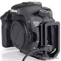 New Custom L Bracket for Canon EOS 7D Mk II (Body) from Sunwayfoto