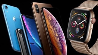 Introducing iPhone XS, iPhone XS Max, and iPhone XR — Apple
