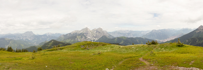 Kragelschinken | Eisenerzer Alpen Höhenweg | Theklasteig