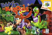 Banjo-Kazooie N64 - PT/BR