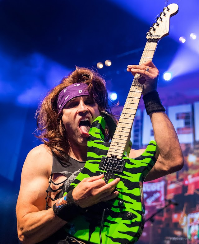 Coming up: Steel Panther at the Wildcatter Saloon in Katy, Texas on October 22, 2020