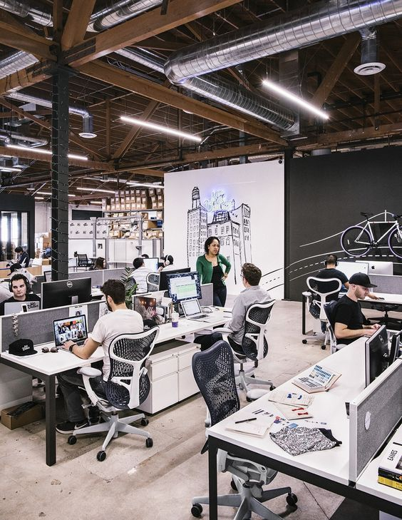 MeUndies' Los Angeles HQ