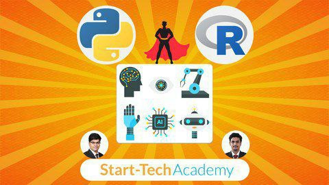 Machine Learning & Deep Learning in Python & R [Free Online Course] - TechCracked