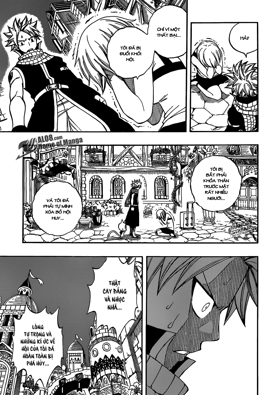 Fairy Tail chap 282 trang 11