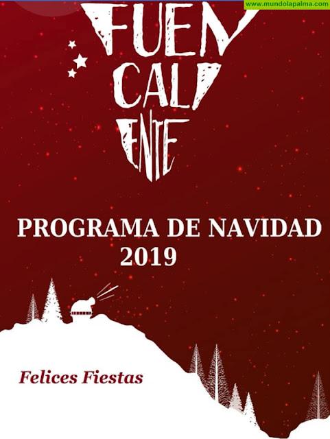 Programa de Navidad 2019/2020 Fuencaliente de La Palma