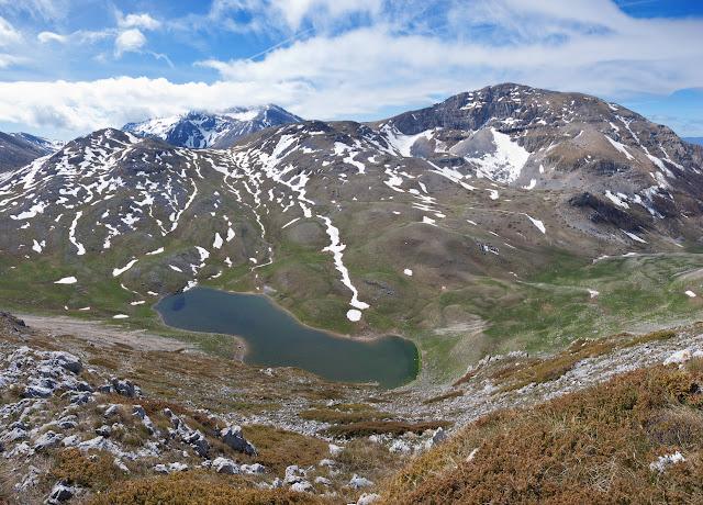Lago della Duchessa e Murolungo