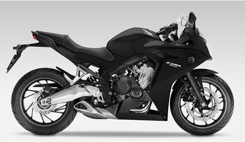 Design Honda CBR650F