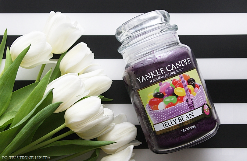 świeca yankee candle jelly bean