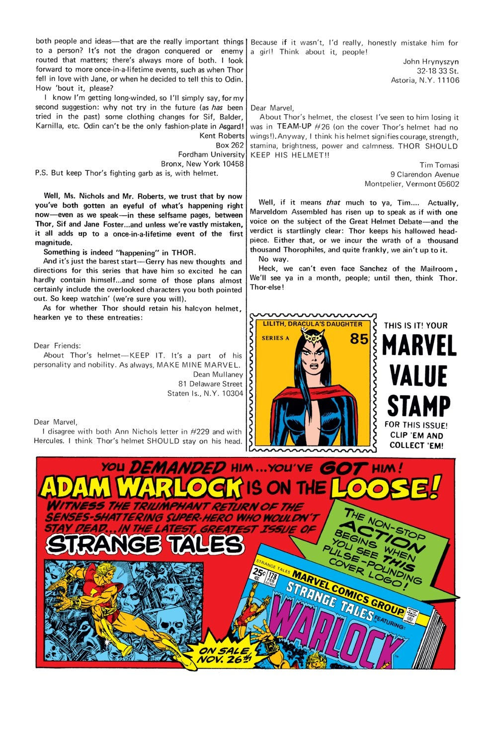 Thor (1966) 232 Page 20