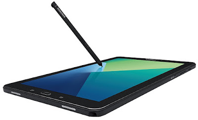 Samsung Galaxy Tab A 10.1 (SM-P580) con S-Pen