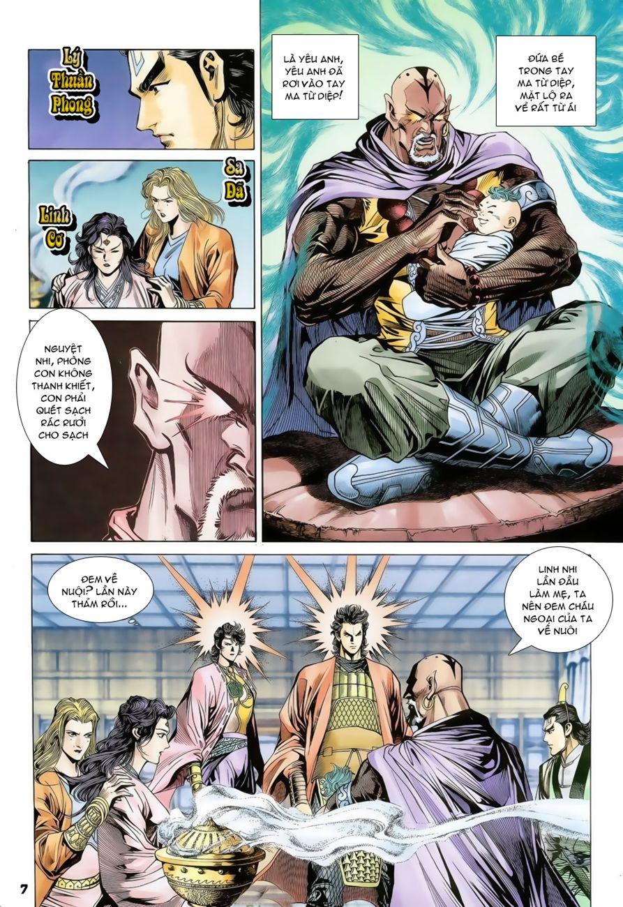 Đại Đường Uy Long chapter 73 trang 7