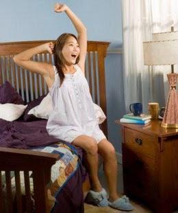 Lesu saat Bangun Tidur di Pagi Hari? Lakukan 5 Tips Ini