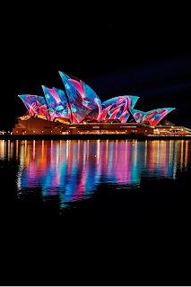 opera house vivid sydney 2018