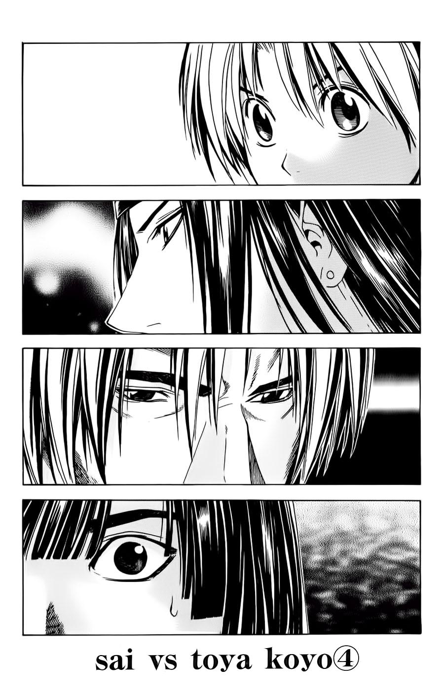 Hikaru No Go hikaru no go chap 115 trang 2